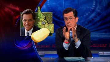 Sport Report - Pete Weber, Danica Patrick & the New Orleans Saints - The Colbert Report - Video Clip | Comedy Central
