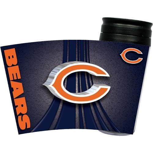 Chicago Bears Insulated Travel Mug