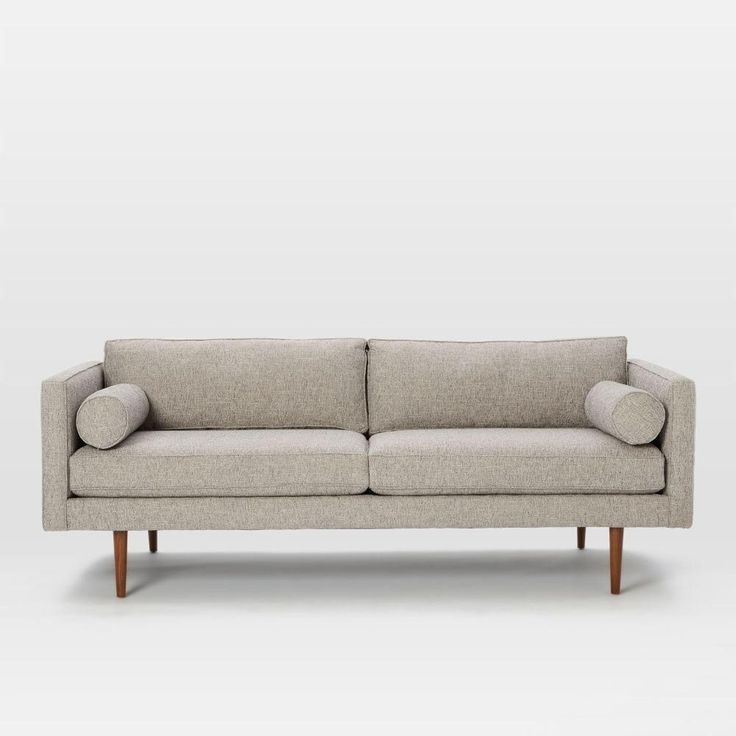 Monroe Mid-Century Sofa (203 cm)