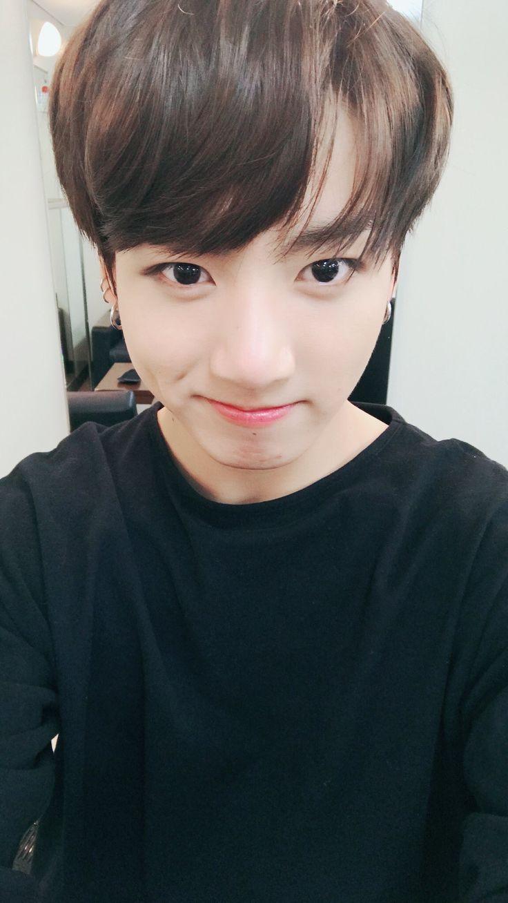 Jungkook and his eautiful eyes