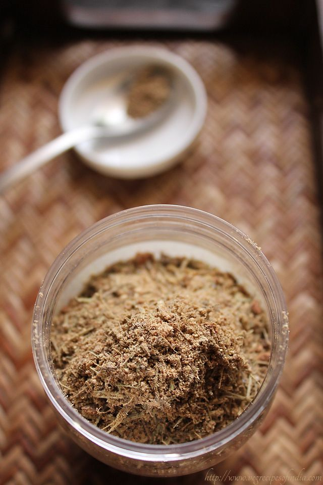 masala tea powder – how to make indian chai spice blend mix