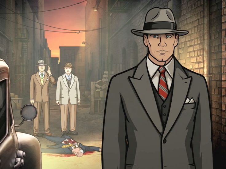 The new season of 'Archer' takes place in 1947  watch the trailer