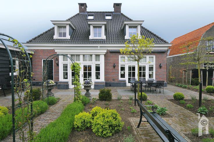 Villabouw Mattone , een chique stulp met levensboom - Eigenhuisbouwen.nl