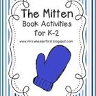 Brrr!!  It's cold outside!  Get in the mitten and warm up!  This highly engaging pack will keep your kids warm this winter!  This 47 page pack includes activities for comparing two versions of the popular children's book, The Mitten.  Story sequencing, retelling, book review, comparing/contrasting, and adjectives are all included skills.