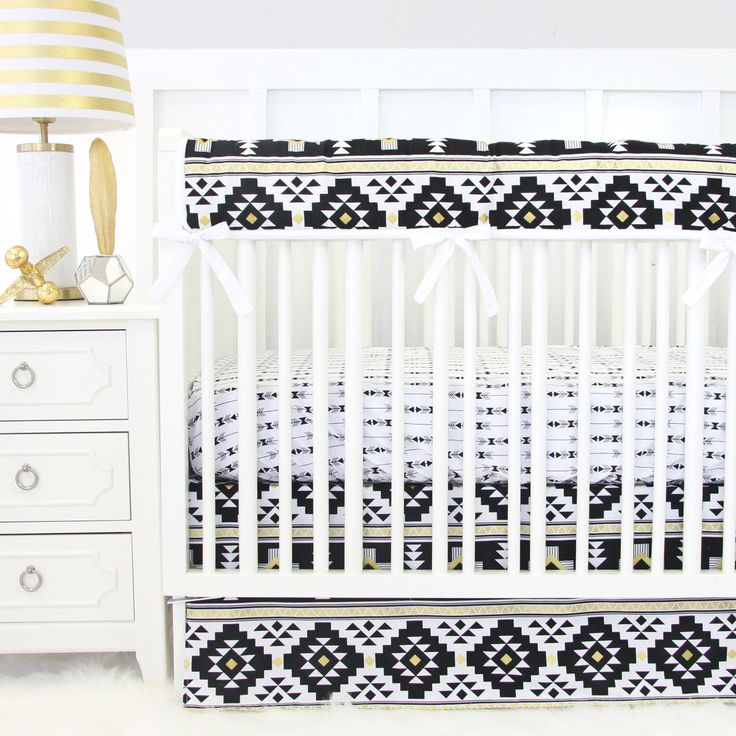let this crib bedding inspire your gender neutral tribal nursery we canu0027t get