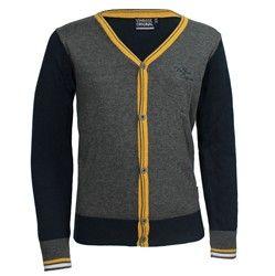 Super leuk jongens vest van het merk Vinrose nu verkrijgbaar via www.kieke-boe.nl