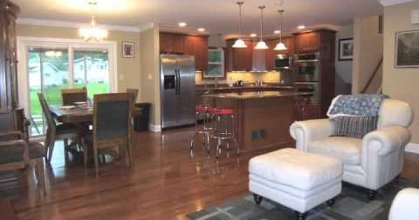 tri level house remodel ideas - Google Search | Kitchen Remodel Ideas | Pinterest | Split level remodel, Google and The floor