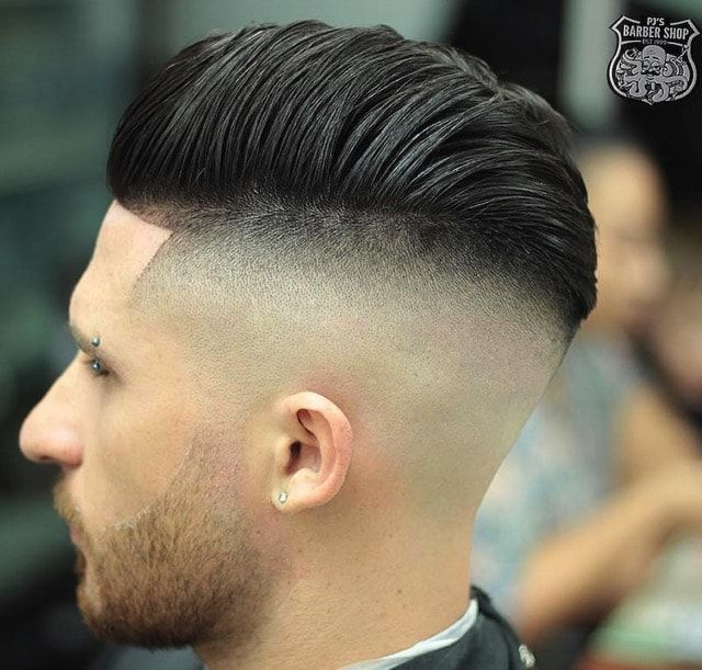 25 Amazing Bald fade Hairstyles