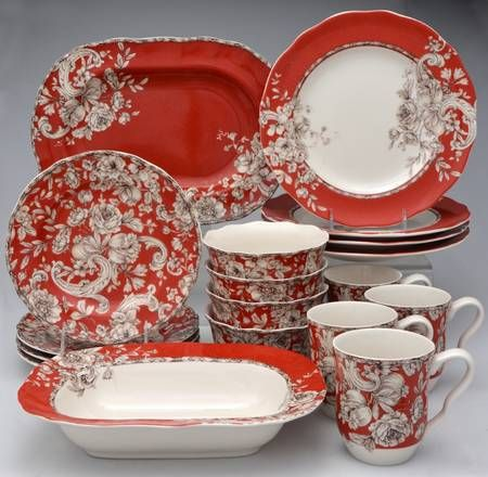 Contemporary Dinnerware Sets at Replacements, Ltd
