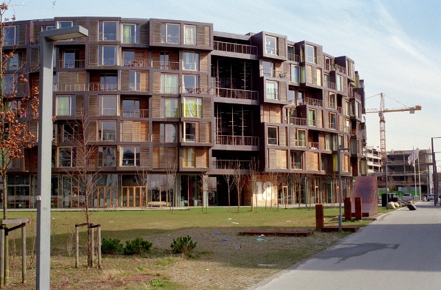 dorms at amager univerisity, Denmark