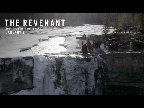 """Watch: Experience the Death-Defying 'Revenant' Shoot 