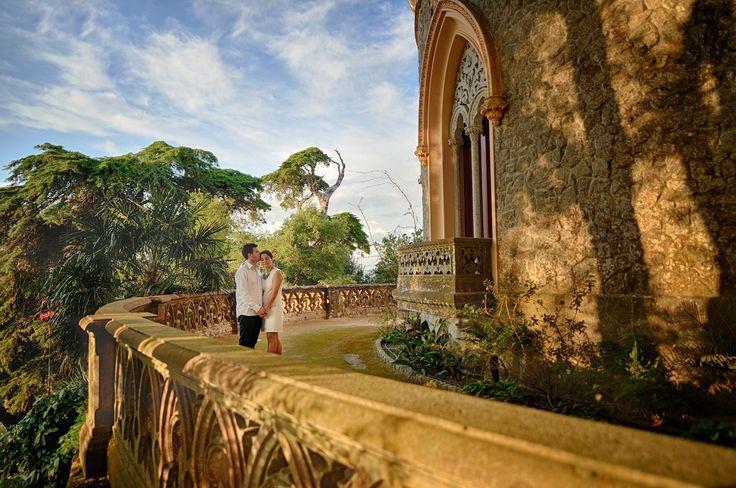 07 Foto de Sonho fotografia sessao noivado em Monserrate Sintra