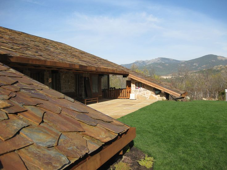 La Casa del Tejado hasta el Suelo | Manuel Monroy | Arquitecto Madrid
