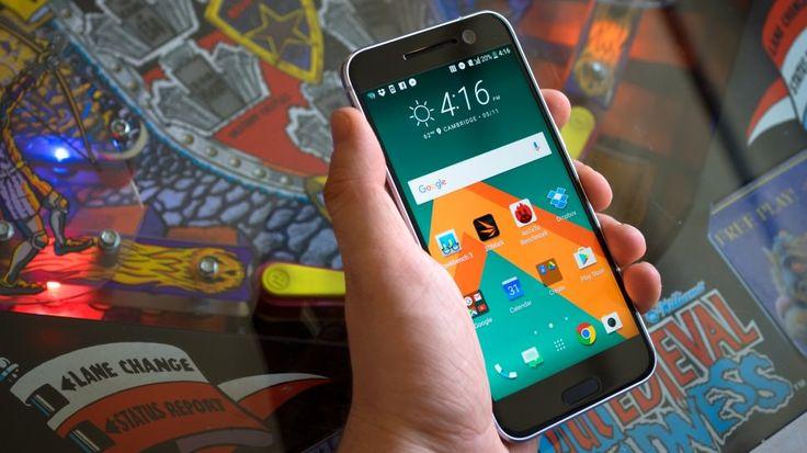 HTC 10 Smartphone Review - Reviewed.com Smartphones