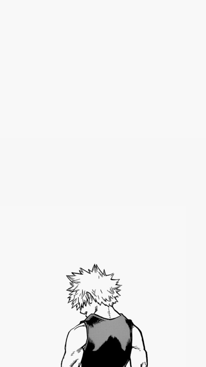 Simplistic Anime Wallpaper : simplistic, anime, wallpaper, Bakugo, Wallpaper, Simplistic, Wallpaper,, Bleach, (anime)