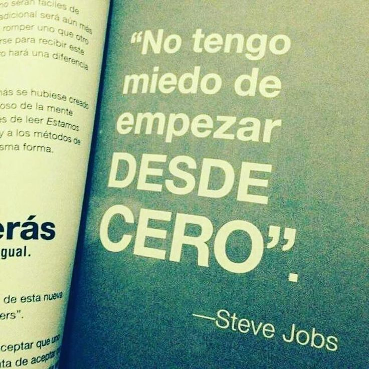 #Repost @contaer Nosotros tampoco... #Contaer #SolucionesEmpresariales #Asesoria #Emprendedores #Pymes #feliznoche #stevejobs #frases #frasesenespañol #frase #emprender #emprendedores