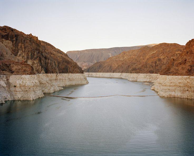 Colorado River, Hoover Dam. Nevada, USA, 2015. Mustafah Abdulaziz. via BOOOOOOOM!
