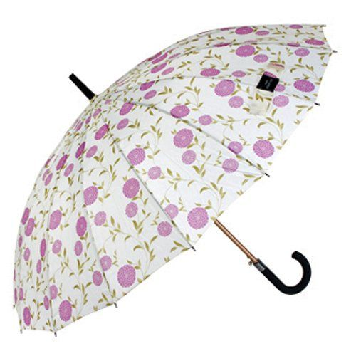 Laura Ashley Erin Chalk Patterned Umbrella A contemporary, striking floral umbrella with automatic opening and a wind-resistant frame. Part of our Laura Ashley range of accessories, it features a superior sixteen- (Barcode EAN = 5010453339416) http://www.comparestoreprices.co.uk/december-2016-5/laura-ashley-erin-chalk-patterned-umbrella.asp