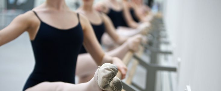 Ballet is in crisis since it turning into a sport.