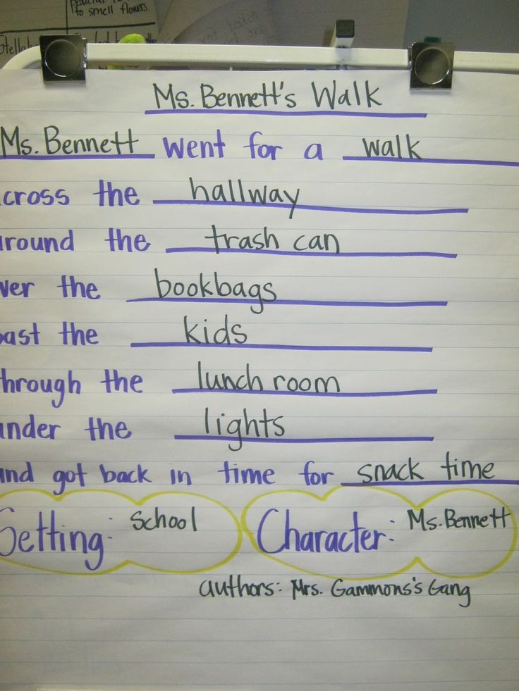Smart Kids: Writing Prompt for Rosie's Walk by Pat Hutchins