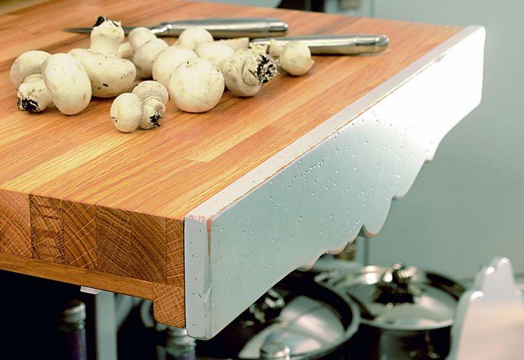 дневник дизайнера: Итальянские кухни из дерева Marchetti - искусное владение ремеслом!