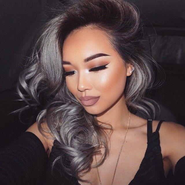 35+ Hair color for tanned skin asian inspirations