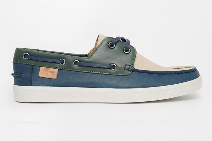 10 Of The Best Men's Boat Shoes For Summer 2015 | FashionBeans