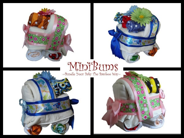 Baby Gifts For Either Gender : Ideas about diaper stroller on