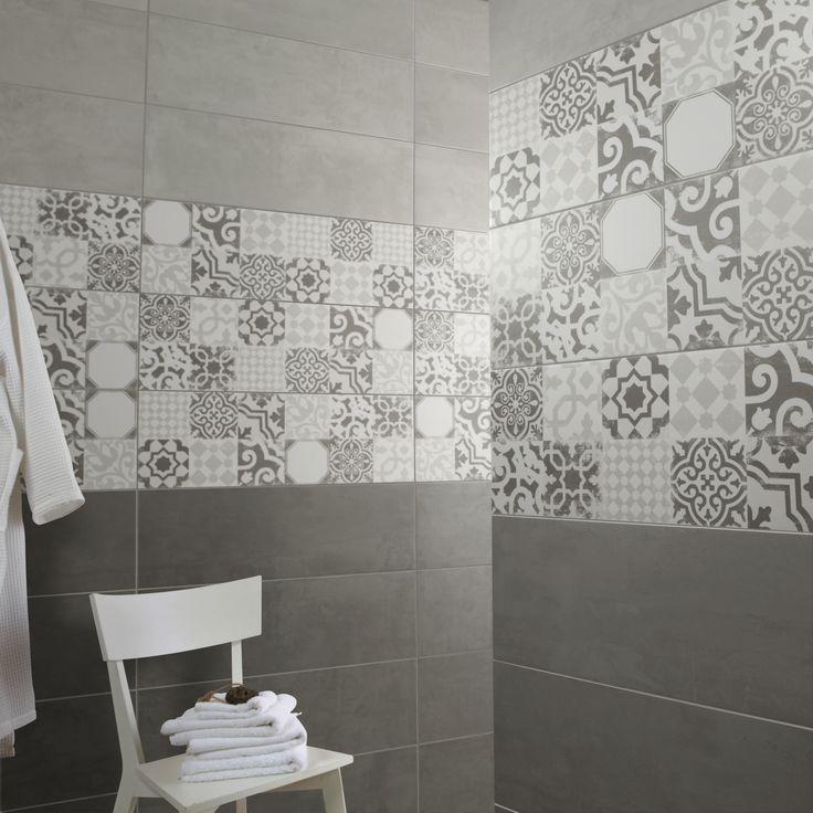 Les 23 meilleures images à propos de Salle de bain sur Pinterest - Peindre Du Carrelage Mural Salle De Bain