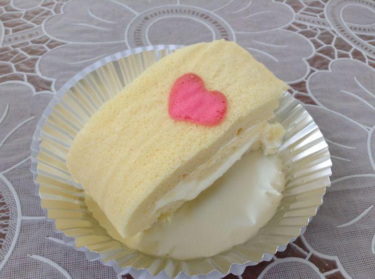 I baked  Sweet cake