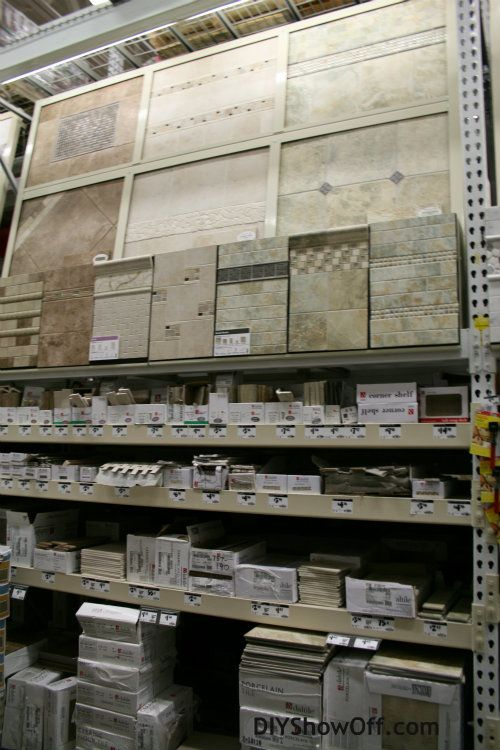 Tips on how to tile from the Home Depot Tile Specialist ...