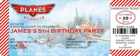 25 best ideas for aidens 5th birthday images on pinterest disney ult for disney planes invitations filmwisefo