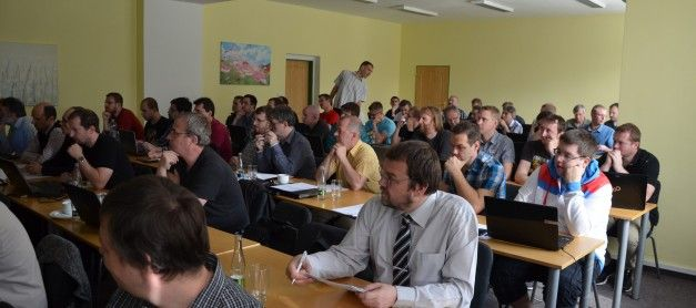Kolegové z partnerské sítě se sešli v Kurdějově