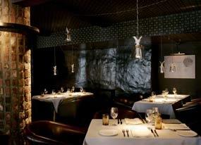 Le restaurant Chasse et Pêche (Vieux-Montréal)