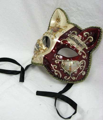 完全にウェアラブルマスク仮面舞踏会やベネチアン衣装に最適マスクは、ほとんどの大人にフィットマスクは高さ約1778cmディスプレイピース 商品はアンティーク調仕上げもしくは復刻された新品になります。こちらは通常在庫品ではございませんの