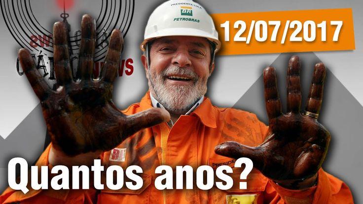 Lula Condenado, Geddel em Casa e Cleo Pires Danadinha #OtarioNews