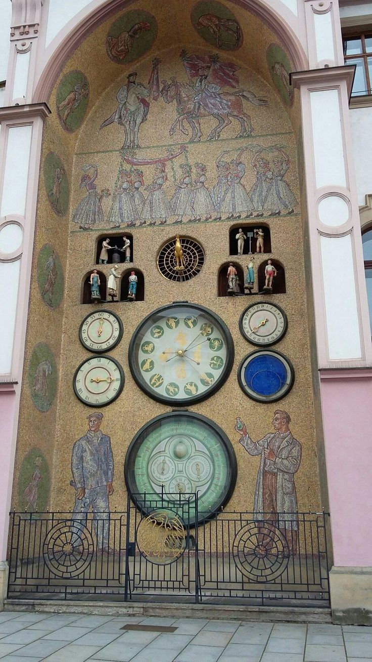 **Astronomical Clock - Olomouc, Czech Republic
