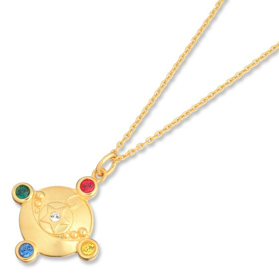 Official Sailor Moon Crystal Brooch Pendant! Buy here! http://www.moonkitty.net/reviews-buy-sailor-moon-crystal-jewelry.php #SailorMoon #SailorMoonCrystal