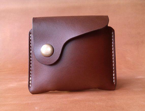 LEATHER WALLET Mens wallet Mens gift