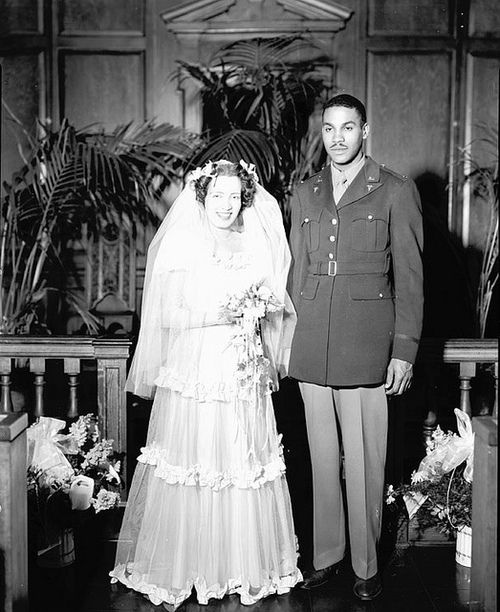 Dr And Mrs James Parker April  Find This Pin And More On African American Vintage Weddings