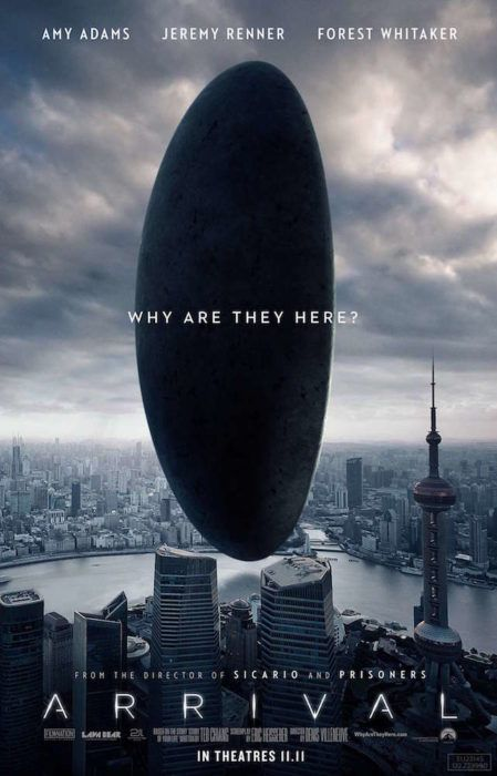 Arrival is a stunning science fiction movie with deep implications for today | One of the year's best movies is about linguistics, metaphors, and aliens.