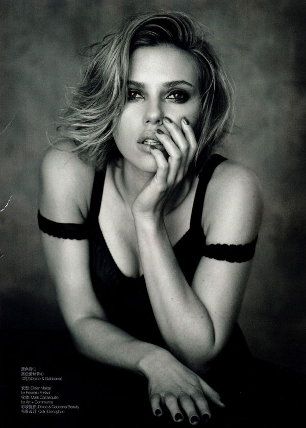Scarlett Johansson | Peter Lindbergh  #photography | Vogue China April 2011 , I saw this product on TV and have already lost 24 pounds! http://weightpage222.com