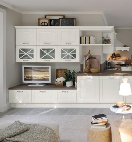 Oltre 25 fantastiche idee su cucine bianche su pinterest - Costi cucine lube ...