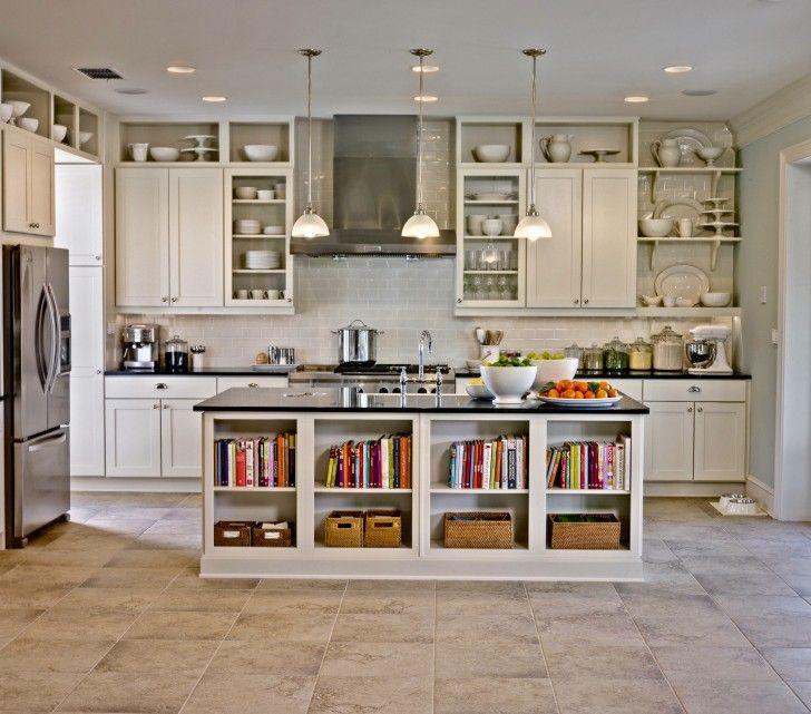 How To Build Open Shelving Above Cabinets For A Custom Kitchen Part 54