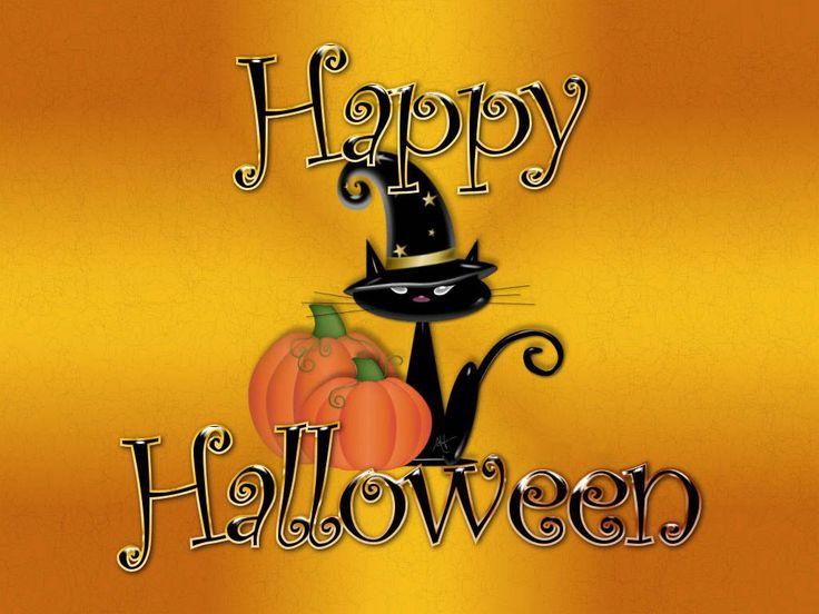 Хэллоуин обои для рабочего стола бесплатно - WWW.