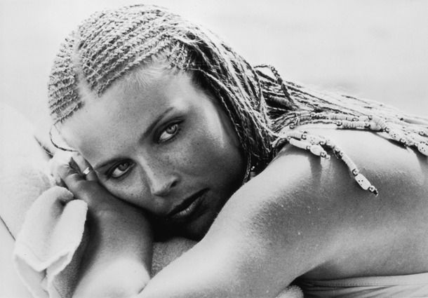 The 50 Most Iconic Hairstyles of All Time: Bo Derek — 10 (1979)