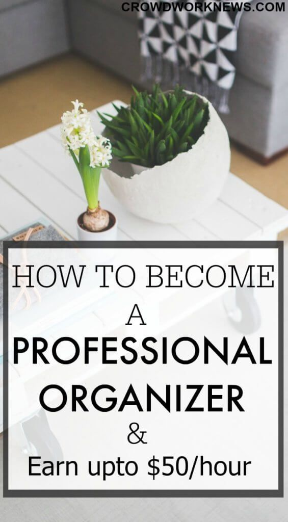 Do you want to take your organizational skills to the next level? Find out how you can become a professional organizer and make a great living out of it.