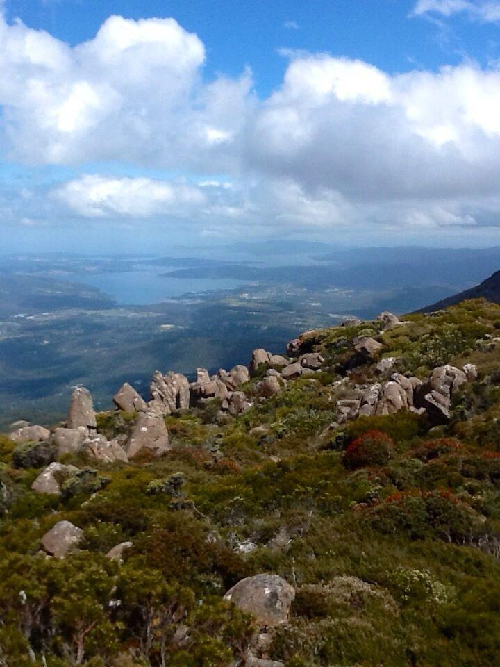 Mt Wellington Tasmania 2014