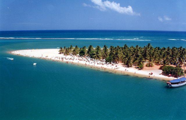 Barra de São Miguel, Praia do Gunga – Alagoas: