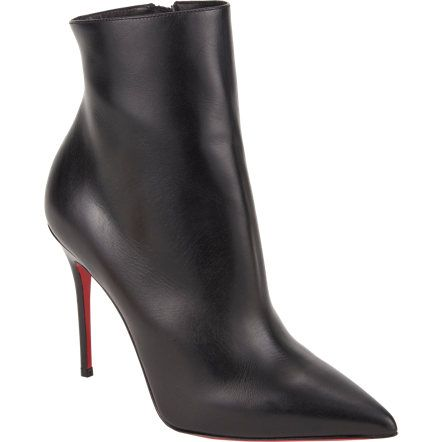 Christian Louboutin So Kate Point-Toe Ankle Booties at Barneys.com ...